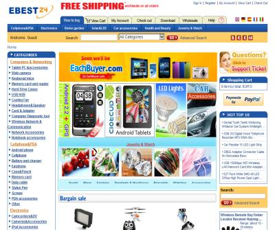Online Shopping for Consumer Electronics, Computers&Networking, Accessories, Toys, Lights and more